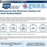 意外に簡単!ESTA(電子渡航認証システム)申請の方法