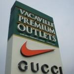Vacaville Premium Outlets(ヴァカヴィル・プレミアム・アウトレット)に行ってみました1-カリフォルニア旅行記2009/12 /18